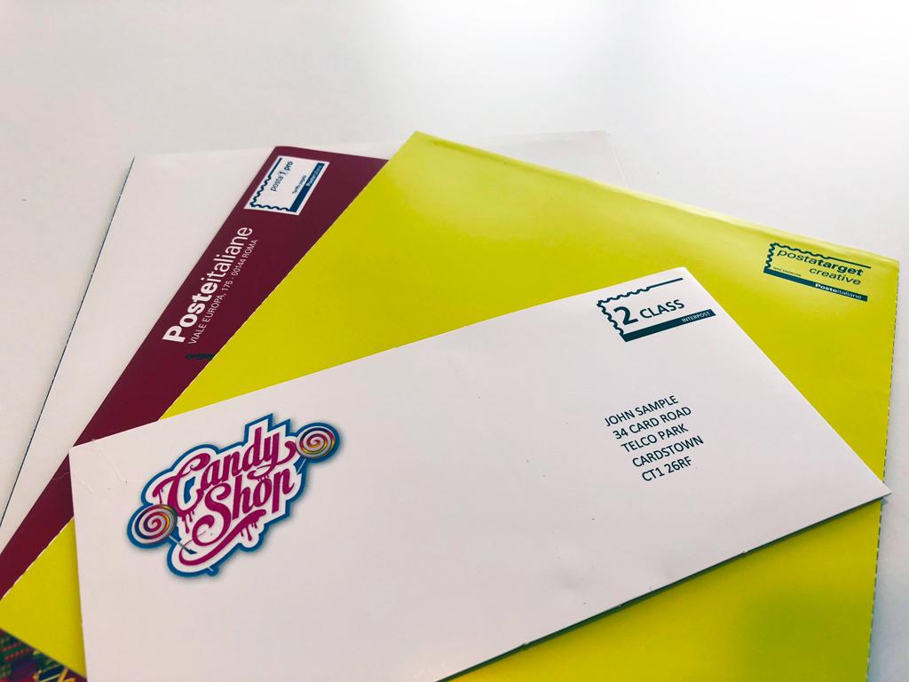 direct mail e comunicazione postale