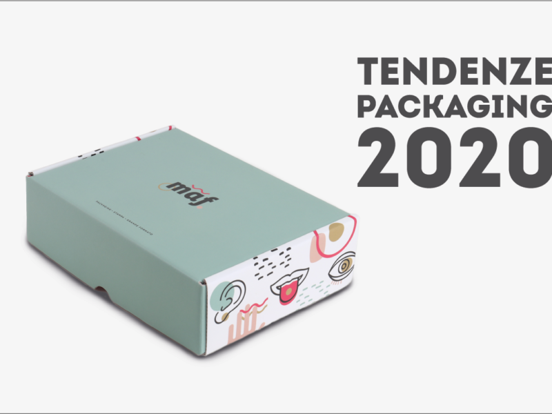 Quali sono le tendenze packaging 2020?
