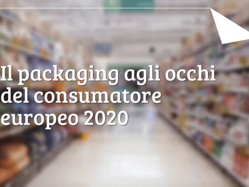 Le preferenze dei consumatori in materia di packaging